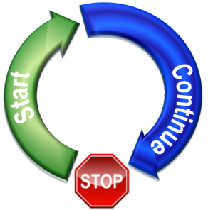 Stop-sign-start-continue